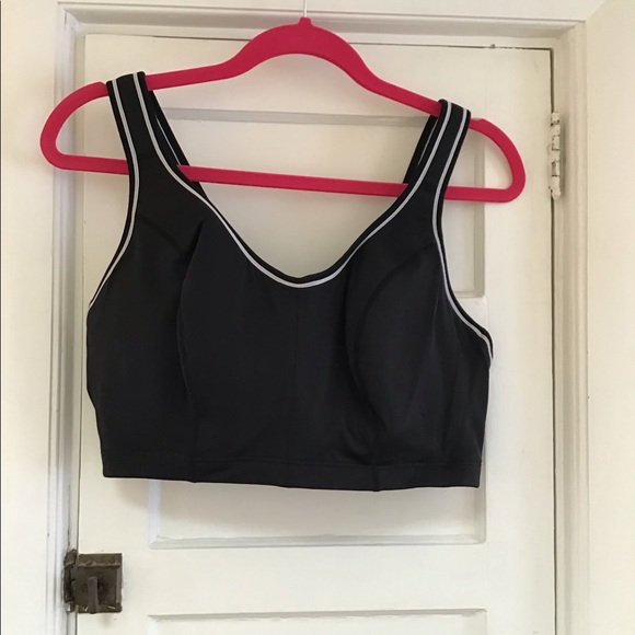Cacique Other - Black Sports Bra